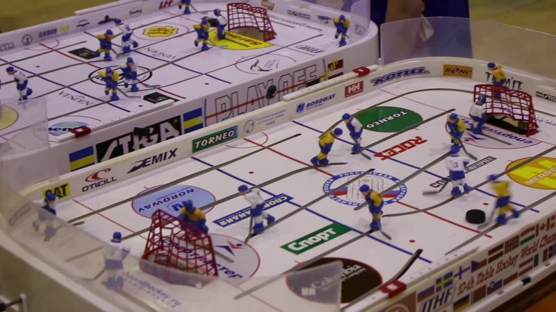 Ты в игре.Настольный хоккей. Калининский район