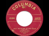 1956 HITS ARCHIVE_ Just Walking In The Rain - Johnnie Ray (his #1 version)