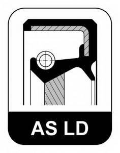 Уплотняющее кольцо, коленчатый вал для BRILLIANCE BS6