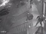 Убийство ножом в центре Воронежа (Полная версия видео ) 15.11.14г 23_47