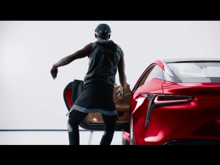Музыка из рекламы Lexus LC - Man and Machine (Lil Buck) (2017)