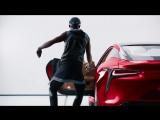 Музыка из рекламы Lexus LC - Man and Machine (Lil Buck) (2017)