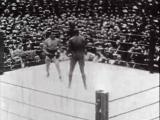 Jack Johnson vs Tommy Burns (ROUNDS 1,5,8,11,14) (1908-12-26)
