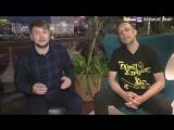 Интервью с вокалистом российской панк-группы «НАИВ» Александром Ивановым