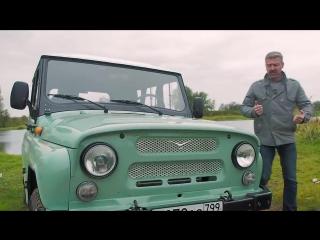 УАЗ 469 Хантер Юбилейный – Сага | Иван Зенкевич Pro Автомобили
