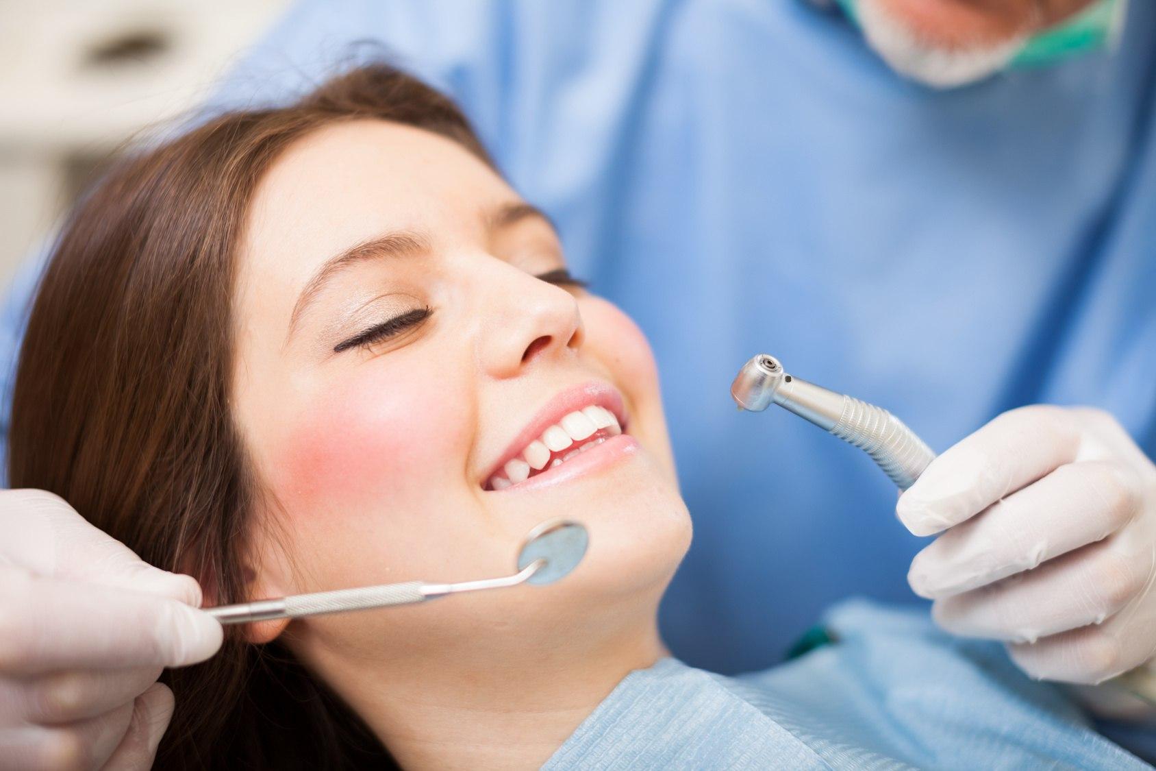 Виды стоматологических ситуаций