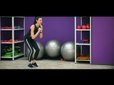 Комплекс для ягодиц и ног: Высокоинтенсивная интервальная тренировка