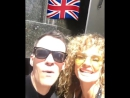 The amazing Danni and Socs in London, 02.07.2017