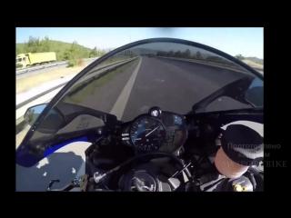 Mysportbike - 💪 Максимальная скорость ⚡ Yamaha R3, R6, R1 - 2017 😈 !