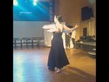 Петербург танцует соушл 2017. Денис и Оля: медленный вальс