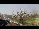 Во время штурма Тайбет аль-Имам Сирийской армией Tiger Forces