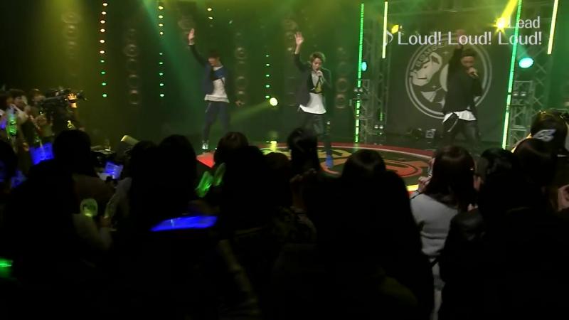 【Lead】「Loud! Loud! Loud!」BOMBER-E LIVE