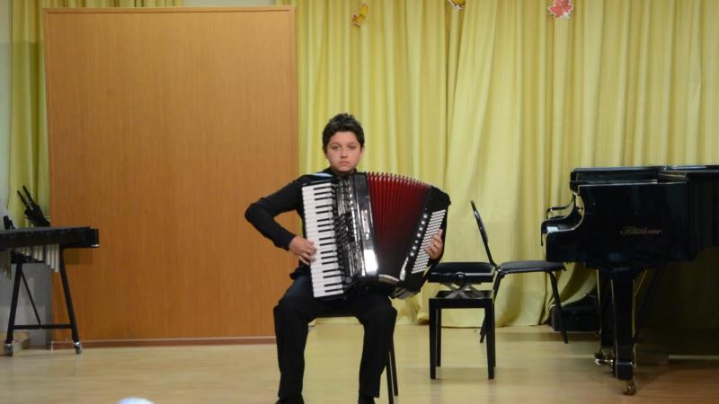 Л. Бетховен. Рондо из сонатины F-dur