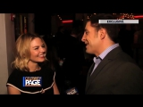 Interview with Jennifer Morrison and Matthew Perry on The End of Longing opening night