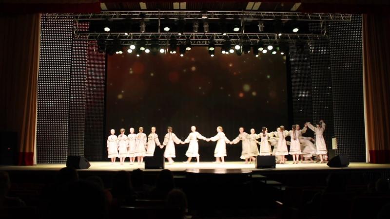 Заплетися плетень - Гран-при межрегионального конкурса русского народного танца Сибирская матрешка!