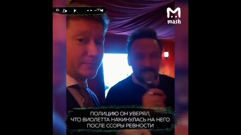 Бывший Ходченковой нажаловался полиции, что его бьет возлюбленная