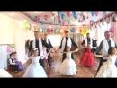 Танец с папами на выпускной