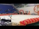Соина Виктория - мяч