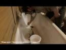 Мода ванн. Рабочий процесс.