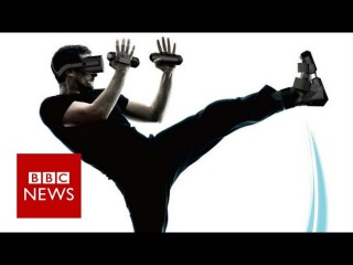 CES 2017: Virtual reality shoes fool feet with vibrations - BBC News