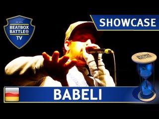 Babeli - Beatbox Master Showcase 2017 (Style Killer) - Beatbox Battle TV