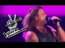 Led Zeppelin Rock 'n' Roll Patrick Paddy Strobel The Voice of Germany 2017
