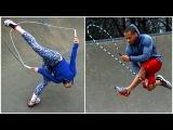 World's Most Amazing Jump Roping Couple - LFTJ #2