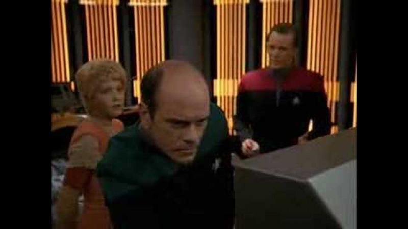 Star Trek Voyager - Don't mess with the Doctor