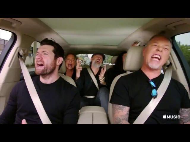 METALLICA || Carpool Karaoke: The Series (Trailer)