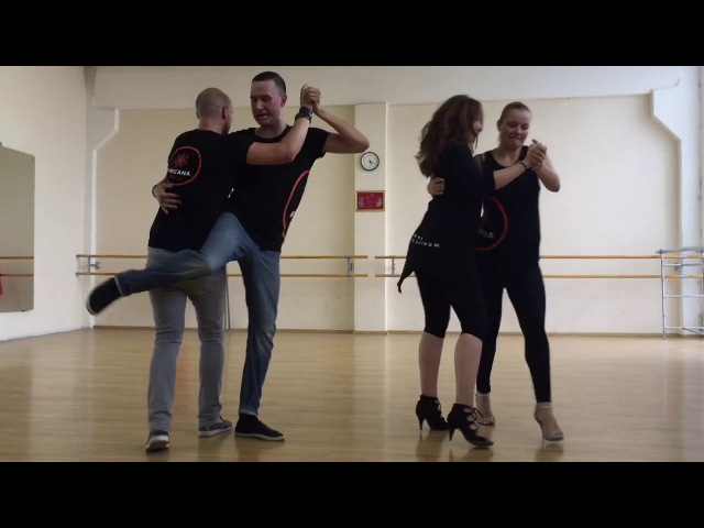 Sharovatov Sinyova, Yagovdik Gura | Semba Change partners girl's prunk