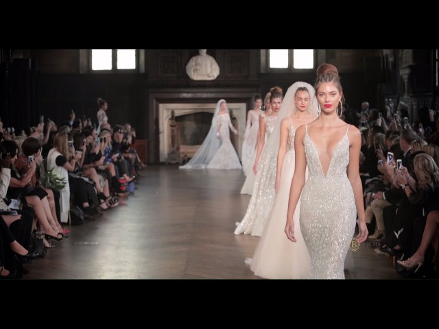 BERTA FW 2017 Bridal Collection Runway Full Show