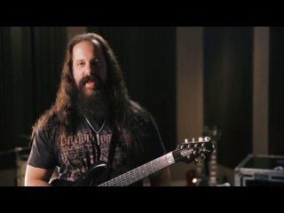 John Petrucci - Техника игры на Вау педали