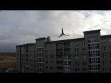 Имперский флот на крыше в Славянке))) Да что там происходит? XD