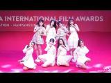 170916 러블리즈 (Lovelyz) 'Ah-Choo (아츄)' 4K 직캠 @한중국제영화제 축하공연 4K Fancam by -wA-
