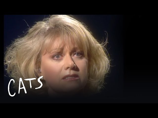 Elaine Paige Performs 'Memory' - Royal Albert Hall | Cats the Musical