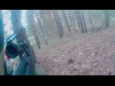 Охота на бобра с PCP пневматикой. Beaver Hunting With Air Rifle. Момент выстрела/Shot moment