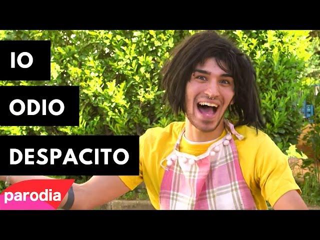 IO ODIO DESPACITO (PARODIA) | Matt Bise