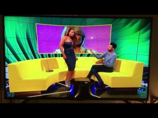 Lateysha Grace Big Brother Dress Split , Without Doubt The BEST Moment On Live TV