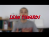 Lean towards - W43D7 - Daily Phrasal Verbs - Learn English online free video lessons