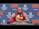 LeBron James   Full Press Conference   2018 Cavaliers Media Day  2017 18 NBA Season