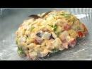 Очень вкусный Салат из баклажанов Советую всем приготовить Семейные рецепты