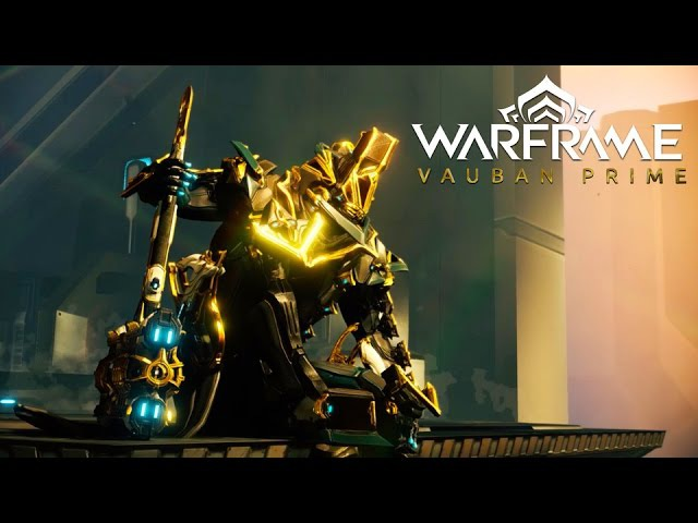 Warframe - Vauban Prime Trailer