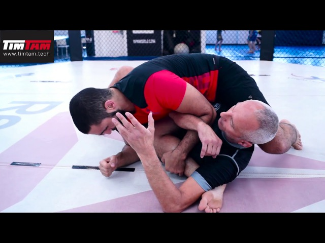 BJJ Armbar Concepts 1of 2 - Karel Silver Fox Pravec and Coach Zahabi