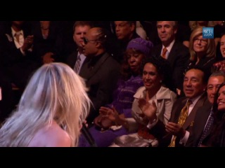 Natasha Bedingfield performs Tracks of My Tears | In Performance at the White House