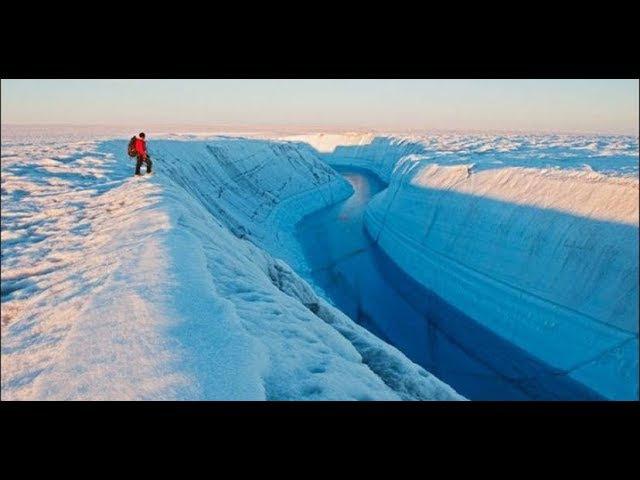 Отделившийся огромный ледник Ларсен С(Larsen) движется от Антарктиды. Опасения уче...