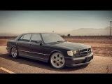 ЧО! честный обзор ПРОЕКТ Mercedes S-klasse W126 Часть 1 + бонус w124