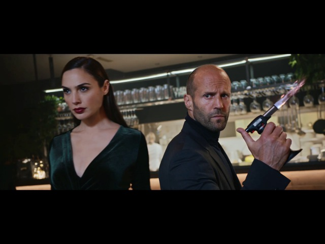Wix.com Big Game First Spot with Jason Statham Gal Gadot