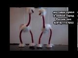 Танец маленьких страусят  Кукольная мастерская Виты Власс