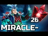 Miracle- Storm Spirit 29 Charges Bloodstone FULL Map Mana Party Match - Dota 2