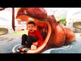 Bad Baby Playing Doctor Indoor Playgroung Family Fun Play Area for kids Nursery Rhyme song for kids